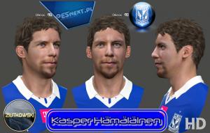 Download Kasper Hämäläinen Face by ZIUTKOWSKI