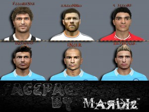 Download Facepack 0.5 By MarikZ