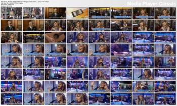 "Jennifer Nettles - Performs ""Falling"" on Today Show 