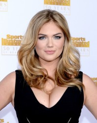 Kate Upton - 50th Anniversary of the SI Swimsuit Issue in Hollywood 1/14/14