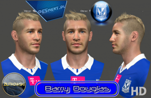 Download Barry Douglas Face by ZIUTKOWSKI