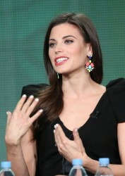 Meghan Ory - CBS 2014 Winter TCA Tour in Pasadena 1/14/14