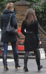 Pippa Middleton - out in London 1/15/14