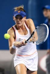 Agnieszka Radwanska - 2014 Australian Open in Melbourne 1/16/14
