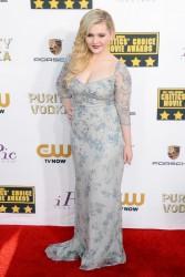 Abigail Breslin - Critics' Choice Awards in Santa Monica 1/16/14