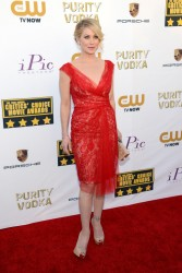 Christina Applegate - Critics' Choice Awards in Santa Monica 1/16/14