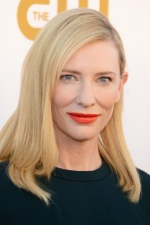 Cate Blanchett - Critics' Choice Movie Awards in Santa Monica 1/16/14