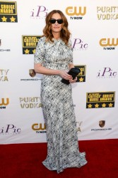 Julia Roberts - Critics' Choice Awards in Santa Monica 1/16/14