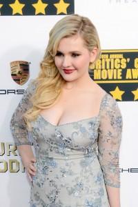 Abigail Breslin 19th Annual Critics Choice Movie Awards 12