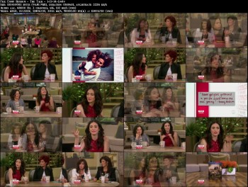 Emmy Rossum - The Talk - 1-17-14