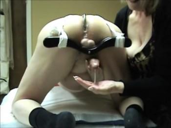 extrem facesitting bondage ass hook