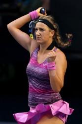 Victoria Azarenka - 2014 Australian Open in Melbourne 1/18/14