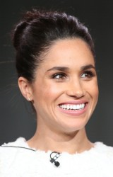 Meghan Markle - NBC 2014 Winter TCA Tour in Pasadena 1/18/14