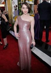 Emilia Clarke - 2014 SAG Awards 1/18/14