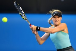 Eugenie Bouchard - 2014 Australian Open in Melbourne 1/19/14