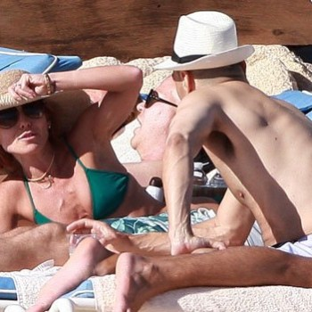 Kelly Ripa - Bikini Photos - Los Cabos