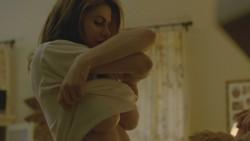 Alexandra Daddario Nude in True Detective S01 E02