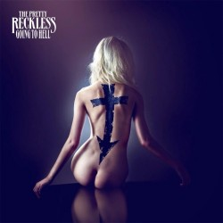 "Taylor Momsen - bare-assed naked on ""Going To Hell"" album cover"