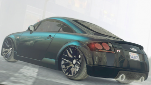 64b4a8303228234 2004 Audi TT Coupe 3.2 quattro For GTA IV