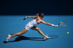 Agnieszka Radwanska - 2014 Australian Open in Melbourne 1/23/14
