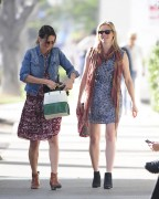 Amy Smart | Out for Lunch @ Madeo in West Hollywood | January 22 | 25 pics