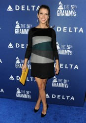 Kate Walsh - Delta Air Lines 2014 Grammy Weekend Reception in West Hollywood 1/23/14