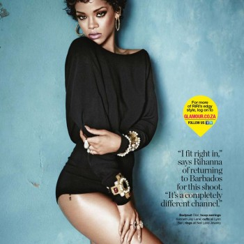 Rihanna – Glamour (South Africa)