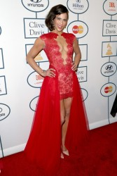Paula Patton - The 56th Annual GRAMMY Awards - Pre-GRAMMY Gala 1/25/14