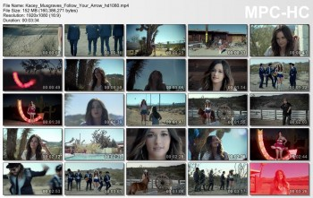 Kacey Musgraves - Follow Your Arrow (MV 1080)
