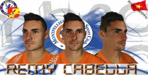 Download Rémy Cabella - Montpellier - by Bui Zuongh