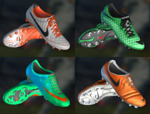 Download Nike Energy Football Boot Pack For PES 2013