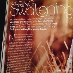Lea Michele - Teen Vogue [USA] - March