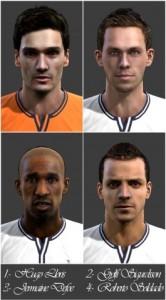 Download Tottenham FacePack by BURGOS