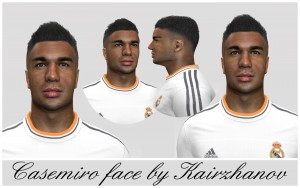 Download Casemiro Face by Kairzhanov