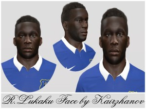 Download Lukaku Face by Kairzhanov
