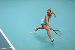 Maria Sharapova - Open GDF Suez in Paris 1/29/14