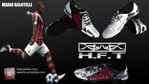 Download new Balotelli boot by H.F.T
