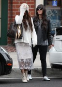 Vanessa Hudgens - Shopping in Beverly Hills 1/30/14