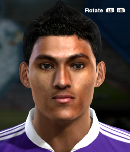 Download Andy Najar Pes 2012/2013 face by EmmRow