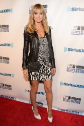 Heidi Klum - Howard Stern's 60th Birthday Party in NYC 1/31/14
