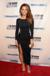 Maria Menounos - Howard Stern's Birthday Bash in NYC 1/31/14