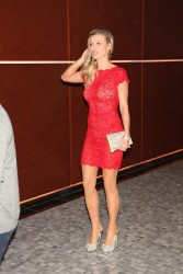 Joanna Krupa - hosts Hyde Bellagio in Las Vegas 2/1/14