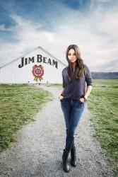 Mila Kunis - Jim Beam Promo Ad