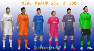 Download Real Madrid 13-14 Kits by Jorgecabral