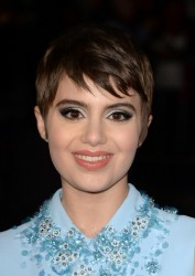 Sami Gayle - 'The Vampire Academy' premiere in LA 2/4/14