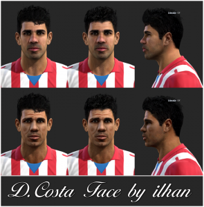Download Douglas Costa Face by ilhan