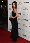 """Camilla Belle - Arrives to the premiere of """"Cavemen"""" 2/5/14"""