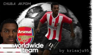 Download Chuba Akpom Face By Krisaju95