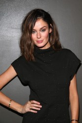 Nicole Trunfio - Rebecca Vallance F/W Presentation in NYC 2/7/14