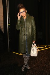 Zendaya Coleman - Rebecca Minkoff F/W Fashion Show in NYC 2/7/14